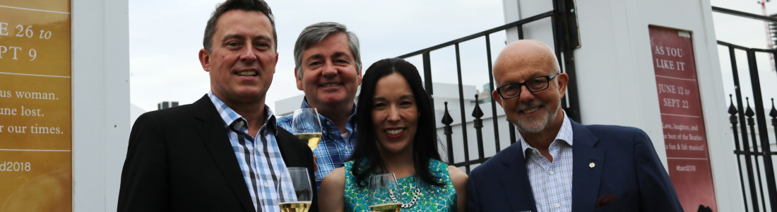 Raising a Glass to our Partners