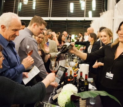 Canada's Centre Stage at 2017 VanWineFest